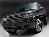 Pictures of WALD Range Rover (P38A) 1994–2002
