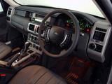 Pictures of Range Rover ZA-spec (L322) 2002–05