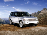 Pictures of Range Rover Supercharged 2005–09