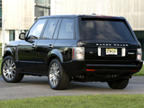 Pictures of Range Rover Autobiography (L322) 2008