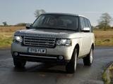 Pictures of Range Rover Autobiography UK-spec 2009