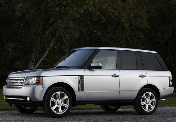 Pictures of Range Rover Autobiography US-spec (L322) 2009–12