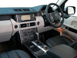 Pictures of Range Rover Supercharged ZA-spec (L322) 2009–12