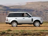 Pictures of Range Rover Vogue ZA-spec (L322) 2009–12