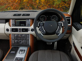 Pictures of Range Rover Autobiography UK-spec 2009