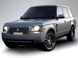 Pictures of STRUT Range Rover LED-Illuminated Grille Collection (L322) 2010–12