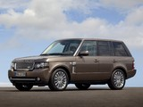 Pictures of Range Rover Westminster (L322) 2012