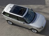 Pictures of Range Rover Vogue SDV8 (L405) 2012