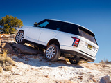 Pictures of Range Rover Supercharged US-spec (L405) 2013