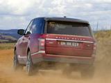 Pictures of Range Rover Autobiography V8 AU-spec (L405) 2013