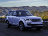Pictures of Range Rover Autobiography Hybrid (L405) 2014