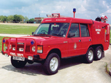 Carmichael Commando VRG161T Fire Rescue 1972–91 wallpapers