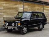 Range Rover CSK 1990 wallpapers