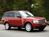 Wallpapers of Range Rover Vogue ZA-spec (L322) 2005–09
