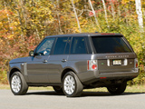 Wallpapers of Range Rover HSE US-spec (L322) 2005–09