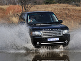 Range Rover Supercharged ZA-spec (L322) 2009–12 wallpapers