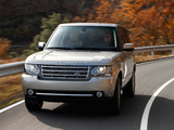 Range Rover Supercharged (L322) 2009–12 wallpapers