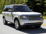 Range Rover Autobiography US-spec (L322) 2009–12 wallpapers