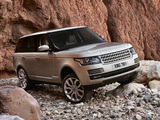 Wallpapers of Range Rover Autobiography V8 (L405) 2012