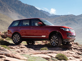Range Rover Autobiography V8 (L405) 2012 wallpapers