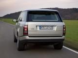 Range Rover Vogue SDV8 (L405) 2012 wallpapers