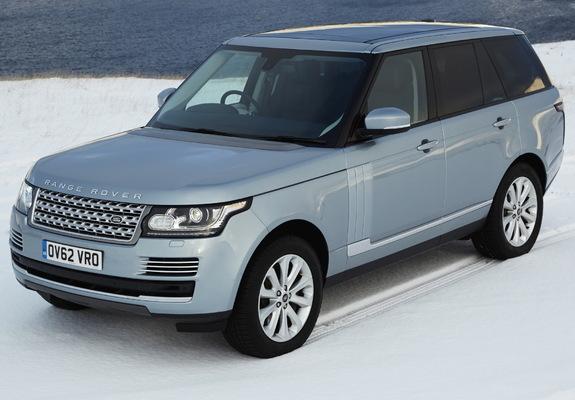 Range Rover Vogue Se Tdv6 Uk Spec L405 2012 Wallpapers
