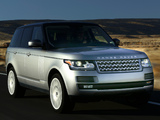 Range Rover Supercharged US-spec (L405) 2013 wallpapers