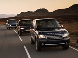 Land Rover Range Rover wallpapers