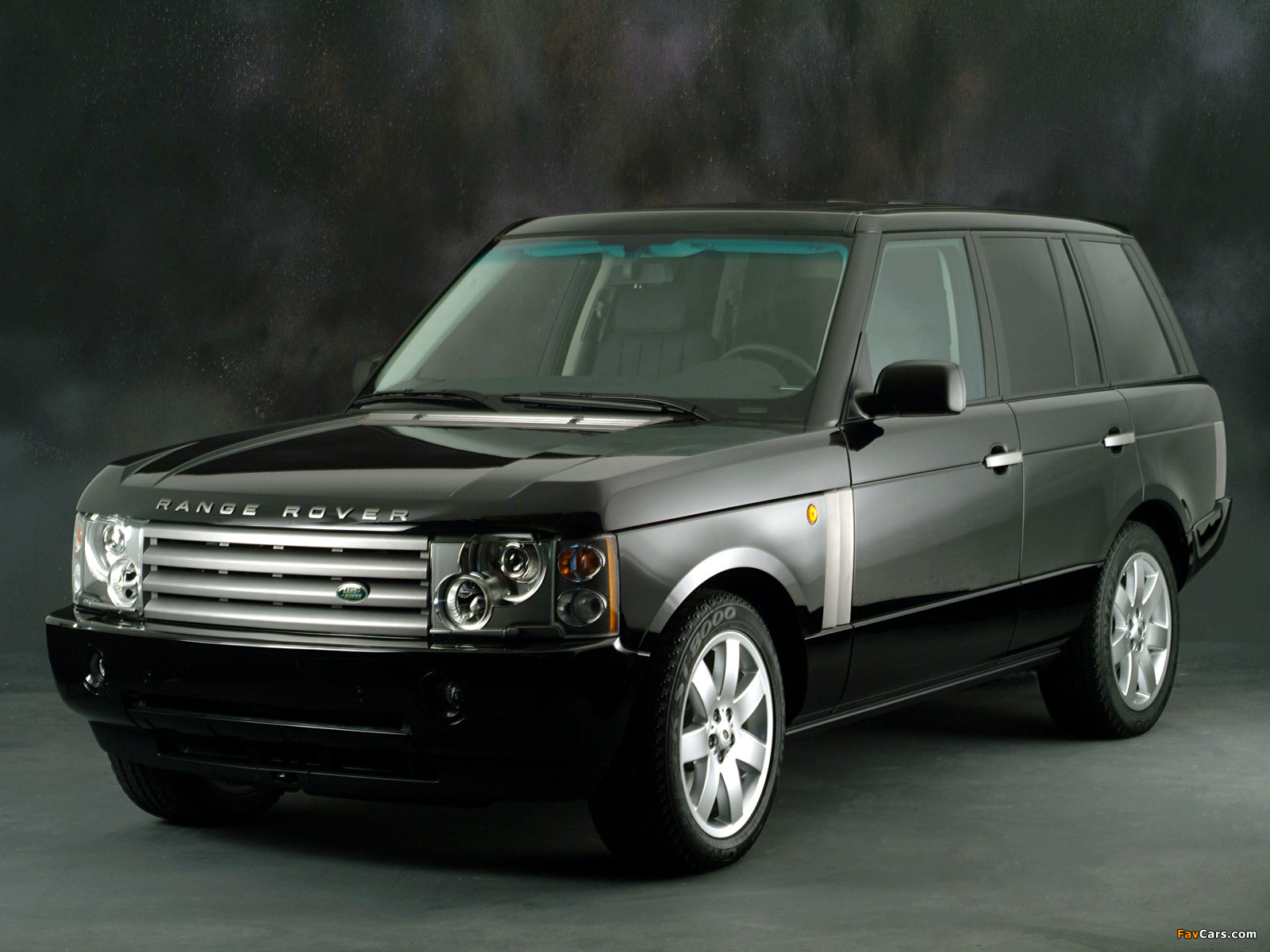 Range Rover Westminster 2003 Wallpapers 1600x1200
