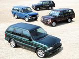 Wallpapers of Land Rover Range Rover