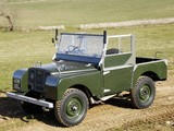 Images of Land Rover Series I 80 Soft Top 1948–54