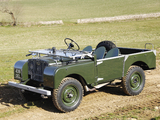 Land Rover Series I 80 Soft Top 1948–54 wallpapers