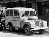 Photos of Land Rover Series I 80 Tickford Station Wagon 1948–54