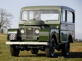 Pictures of Land Rover Series I 80 Tickford Station Wagon 1948–54