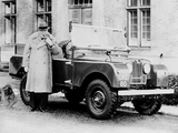 Pictures of Land Rover Series I 86 Soft Top 1954–57