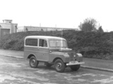 Land Rover Series I 80 Tickford Station Wagon 1948–54 wallpapers