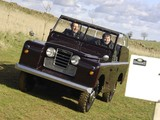 Images of Land Rover Series II Royal Car 1958