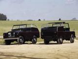 Land Rover Series II Royal Car 1958 images