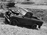 Land Rover Series II 109 Pickup 1958–61 wallpapers