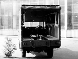 Land Rover Series II 109 Ambulance Pilot Model B 1959 pictures