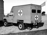 Land Rover Series IIA 109 GS Ambulance 1963–67 photos