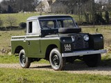 Land Rover Series II 88 Pickup 1958–61 images