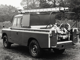 Photos of Land Rover Series II 109 Pumper 1958