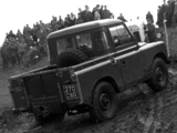 Pictures of Land Rover Series II 88 Pickup 1958–61