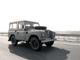 Land Rover Series III 88 1971–85 photos