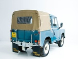 Land Rover Series III 88 Pickup 1971–85 wallpapers