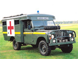 Land Rover Series III 109 Ambulance images