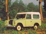 Land Rover Santana 88 Normal 1974–83 photos