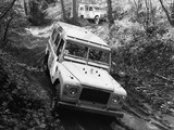 Land Rover Series III 109 Stage 1 1979–85 images