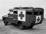 Photos of Land Rover Series III 109 Ambulance